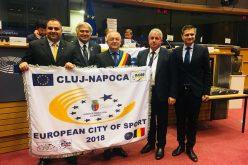Este oficial! Cluj-Napoca este ORAȘ EUROPEAN AL SPORTULUI!