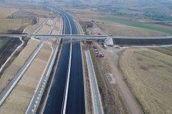 VIDEO: Drive test pe Autostrada Sebeş-Turda, pe tronsoanele pe care CNAIR nu vrea să le deschidă