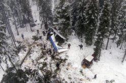 Parastas la patru ani de la tragedia aviatică din Munții Apuseni