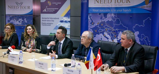 NEED TOUR lansează noi curse charter de la Cluj spre Antalya! Compania a pregătit pachete turistice pentru toate buzunarele!
