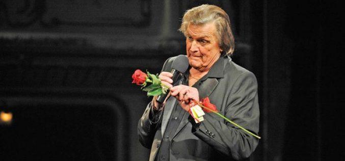 Florin Piersic, aniversat pe scenă de ziua lui! Actorul împlinește 82 de ani!