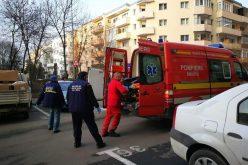 FOTO / VIDEO Un tânăr s-a aruncat de la etajul 11 în zona Piața Mărăști – SINUCIDERE
