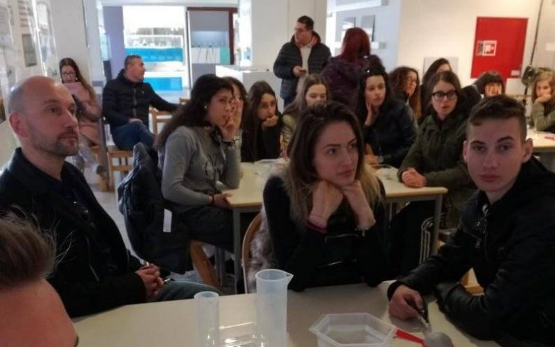 """Liceul special """"Samus"""" Cluj-Napoca, partener într-un proiect european cu temă ecologică, pentru salvarea surselor de apă"""