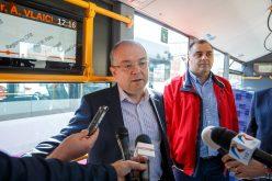 VIDEO: Emil Boc vrea sa transforme Clujul intr-un oras verde! In cativa ani clujenii ar putea circula si cu metroul!