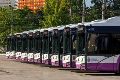 Înnoirea flotei de transport în comun în Municipiul Cluj-Napoca prin achiziționarea  de autobuze electrice