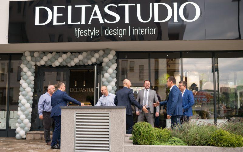 Delta Studio a inaugurat al doilea showroom in Cluj-Napoca