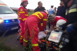 FOTO / VIDEO: Accident cu cinci victime dintre care un copil de zece luni