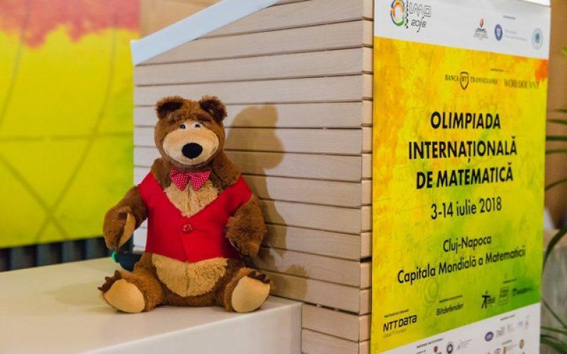START pentru Olimpiada Internaţională de Matematică 2018, Cluj-Napoca