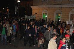 Peste 10.000 de clujeni, solidari cu românii din Diaspora