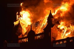Primăria Oradea va lansa o campanie de strângere de fonduri pentru refacerea palatului Episcopiei Greco-Catolice