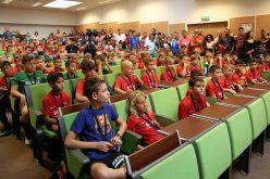 Barcelona și-a trimis antrenorii la Cluj! Se caută talente