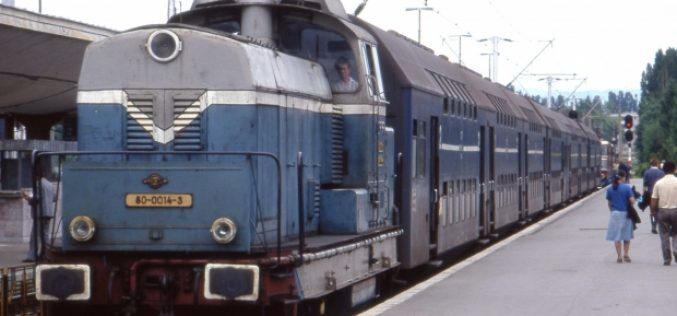 Mai multe trenuri vor fi suspendate până la începutul lunii octombrie! Vezi rutele care vor fi afectate