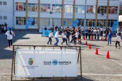 Curțile școlilor din Cluj-Napoca s-au redeschis pentru copii