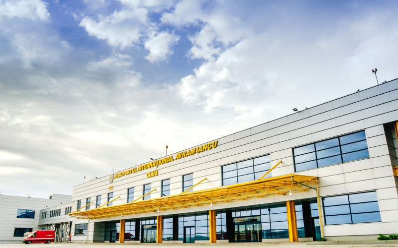 Aeroportul Internațional Cluj apreciat la nivel european