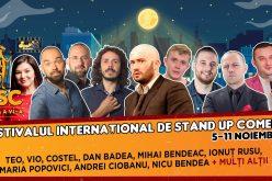 Maraton de stand-up comedy la Casa de Cultură a Studenților din Cluj: 6, vine FISC-ul!