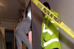 Crimă îngrozitoare în Tmiș: Un bărbat băut a tăiat ușa cu o drujbă și apoi a atacat proprietarul