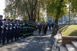 Militarii și reprezentanții structurilor din domeniul apărării sărbătoresc Eliberarea Clujului