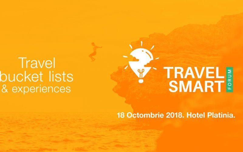 Cluj-Napoca, găzduiește din nou în data de 18 octombrie 2018, de la ora 17, la Hotel Platinia, Travel Smart Forum cel mai nou eveniment destinat pasionațiilor de călătorii.