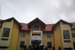 FOTO: Centrul de îngrijire varstinici inaugurat la Coruia in judetul Maramures