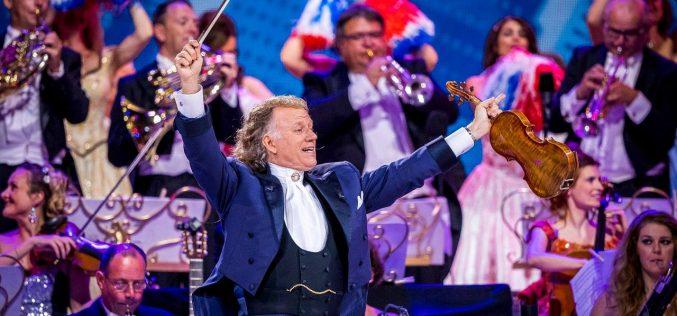 S-au vândut toate biletele la concertele lui André Rieu de la Cluj Napoca! Anunțul organizatorilor