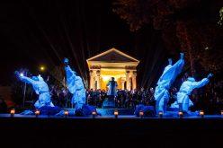 VIDEO: Spectacol-rugăciune, eveniment special dedicat Luminației la Cluj-Napoca în Cimitirul Central din Cluj-Napoca