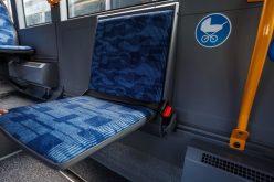 FOTO / Cum arată noile autobuze Mercedes care vor circula de săptămâna viitoare pe străzile Clujului