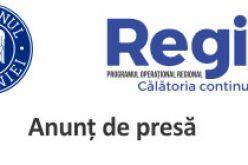 """Lansare Proiect """"Creșterea eficienței energetice la sediul Primăriei Corp A și Corp B,  din localitatea Negrești-Oaș"""""""