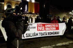 Protest la Cluj față de OUG privind repunerea în termen anunțată de Tudorel Toader