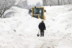 Avertizare MAE: Coduri roșu și portocaliu de ninsoare în Serbia în perioada 24-25 ianuarie