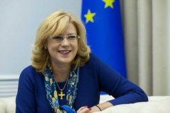 Corina Crețu: Sacrificiul celor care au murit în lagăre ne amintește că suntem și trebuie să rămânem oameni