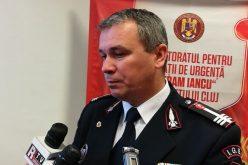 Bilanţ ISU Cluj: Numărul intervențiilor de anul trecut, redus cu 1.000 din cauza mașinilor vechi