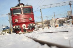 Circulație feroviară blocată în județul Maramureș, din cauza căderilor de pietre. Patru trenuri sunt afectate.