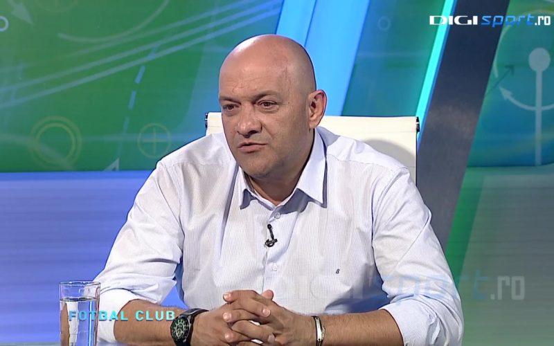 Gabi Balint: Dacă nu va câştiga campionatul, pe CFR o așteaptă falimentul