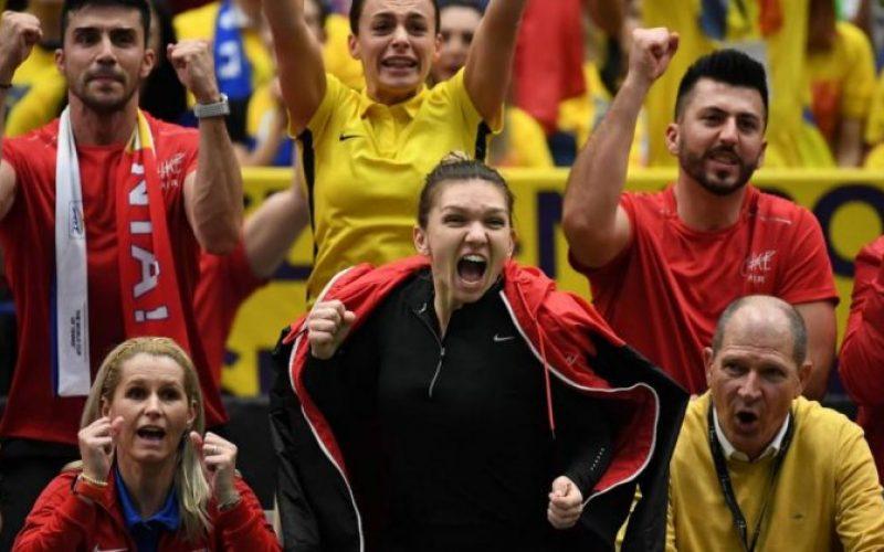 Echipa de tenis a României va înfrunta Franța pentru un loc în finala Fed Cup.