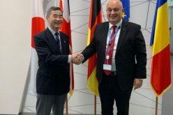 Ambasadorul Japoniei în România, Hitoshi Noda, vizită la sediul central NTT DATA Romania din Cluj-Napoca