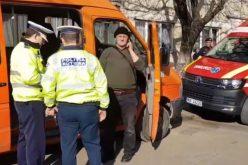 Zalău: Șoferul microbuzului din care a căzut o fetiță și a murit, arestat preventiv