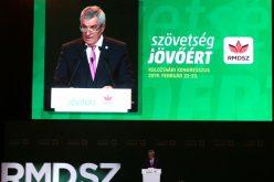 Tăriceanu a vorbit în maghiară la Congresul UDMR: Împreună să realizăm reconcilierea dintre state