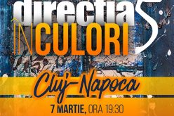 """Pe 7 martie, noul album Directia 5 """"In culori"""" ajunge la Cluj intr-un turneu national de promovare"""