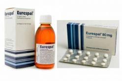 Agenția Națională a Medicamentului confirmă retragerea medicamentului Eurespal