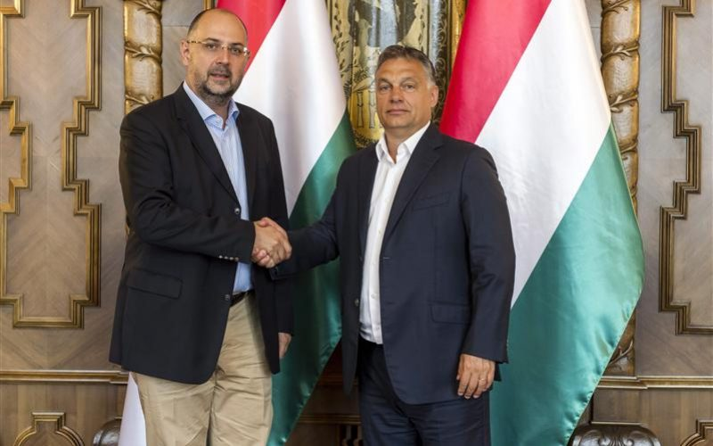 Viktor Orban somat de opoziția din Ungaria să renunțe la investițiile în Transilvania