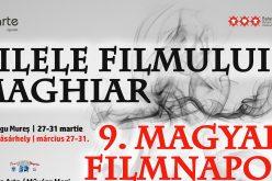 Zilele Filmului Maghiar la Târgu-Mureș, între 27 și 31 martie
