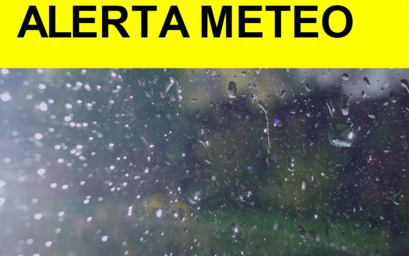 Cod galben de ploi torențiale și vijelii în Crișana, Banat și Maramureș