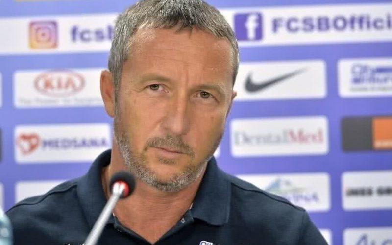 Mihai Stoica, director sportiv FCSB: Sunt foarte multe greșeli de arbitraj împotriva noastră