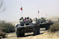 Patru militari români au fost răniți în Afganistan. Starea lor este stabilă