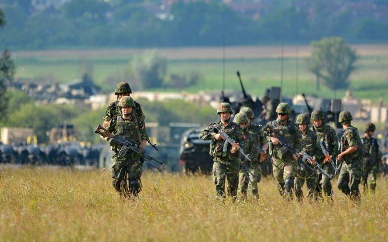 """Aproximativ 8.000 de militari din șase țări vor participa, în perioada 3-24 iunie, la exercițiul multinațional """"Saber Guardian 2019"""""""