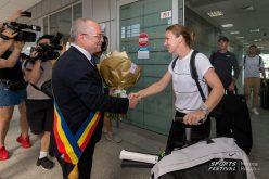 """Simona Halep: Când se întoarce, voi fi prima pe care o va suna / Darren Cahill: Sper să spună """"Da"""" – VIDEO"""