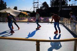 Patinoar cu gheață artificială, dar și un spațiu de joacă senzorial, la Electric Castle