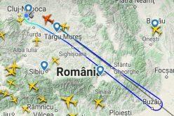 FOTO: Un avion Blue Air cu 163 de pasageri la bord a cerut să revină la sol. Piloții au anunțat turnul de control că au o defecțiune tehnică /  UPDATE