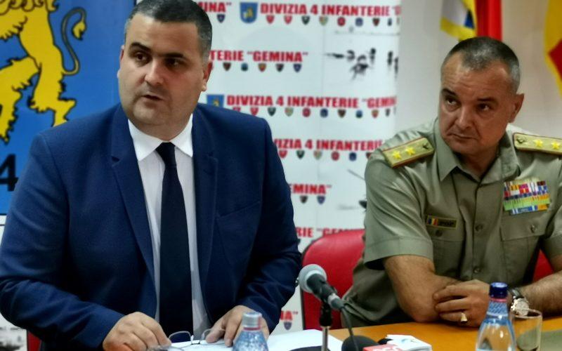 Gabriel Leș cere trecerea STS sub coordonarea Ministerului Apărării Naționale
