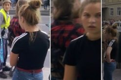 FOTO: Hoațe surprinse în timp ce încercau să fure un telefon mobil. Le recunoașteți?